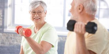 8 Langkah Tetap Sehat Setelah 40 Tahun