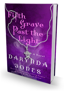 Fifth Grave Past the Light (Charley Davidson Series #5) by Darynda Jones