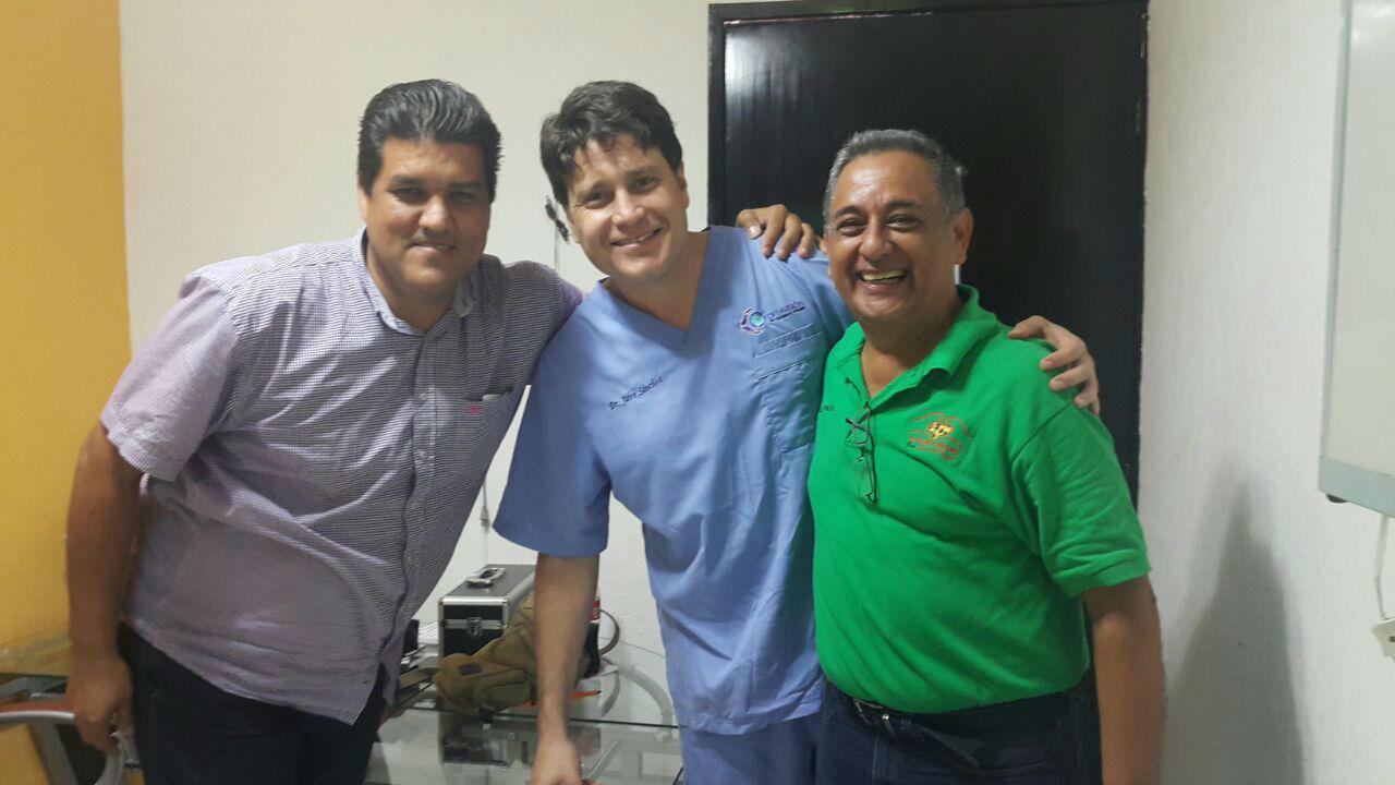 LUIS ERNESTO LÓPEZ, DR.JAIRO SANCHEZ U. SILVESTRE PASTRANA A.