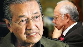 Tun M dakwa dirinya lebih telus daripada Najib