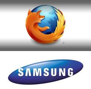 Mozilla-e-Samsung