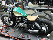 Ole Ladies EN450 Brat Bobber