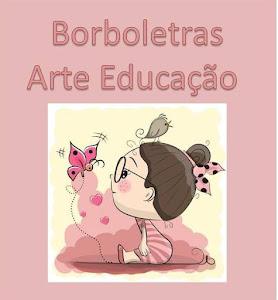 Borboletras Arte Educação