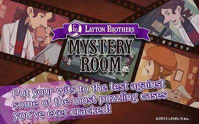 Layton Brothers Mysery Room
