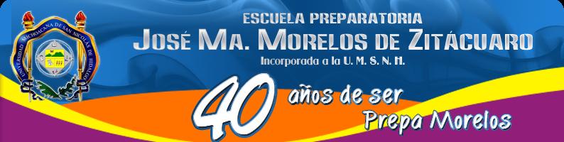 Escuela Preparatoria Jose Ma Morelos de Zitacuaro