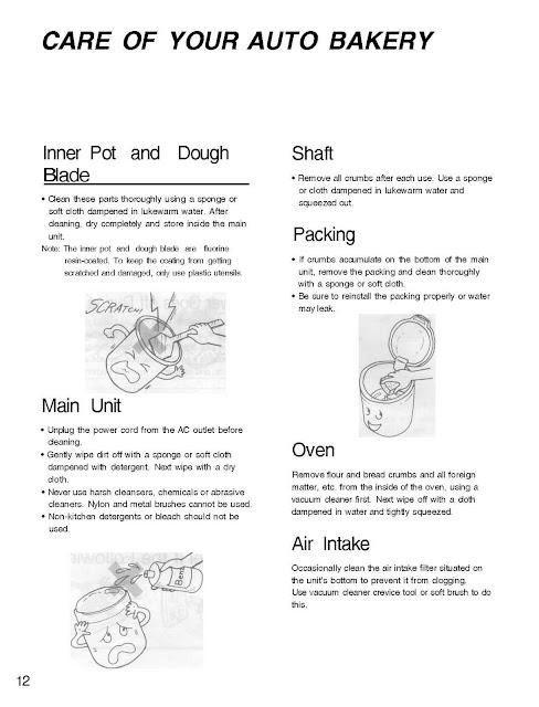 welbilt bread machine blog model abm100 4 welbilt bread machine instruction manual model Bread Machine Models Bread Machine Models