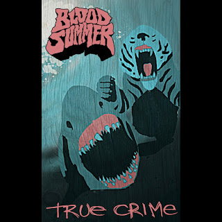 Blood Summer, true crime, shark, tiger, punk, asheville, blair menace
