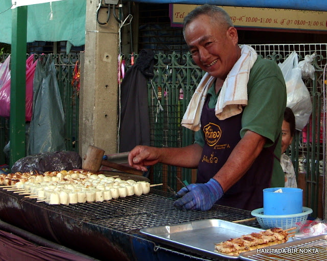 bangkok chatucak vendor