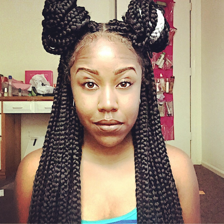 Hair Mary Jumbo Box Braids The Details