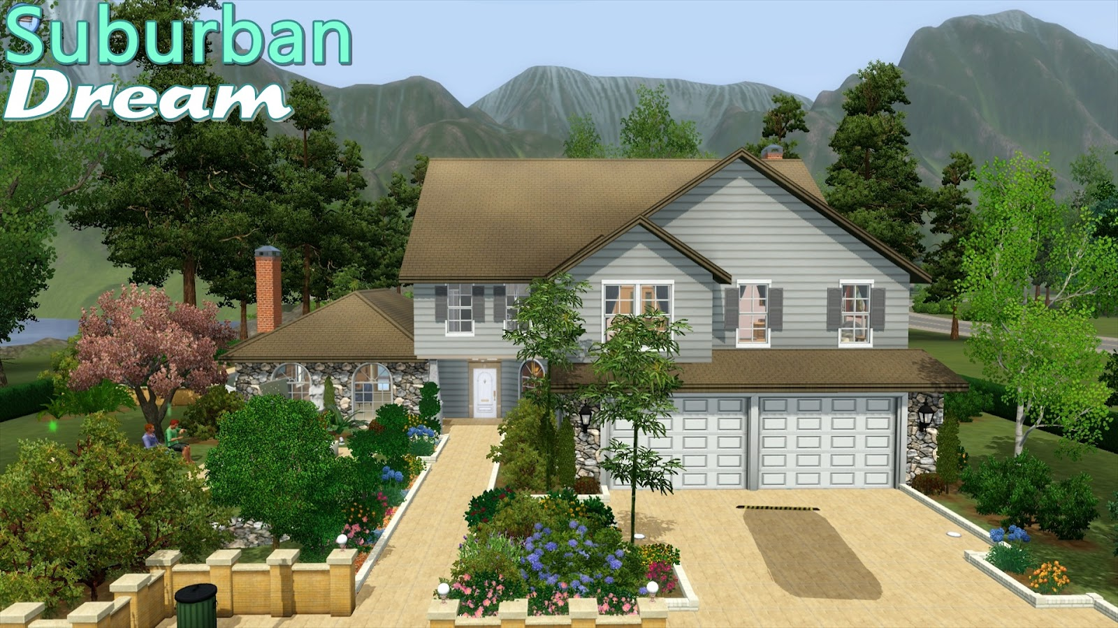 Sims house joy studio design gallery best design for Sims house plans