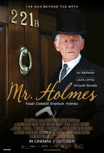 Mr.Holmes (BRRip 1080p Dual Latino / Ingles) (2015)