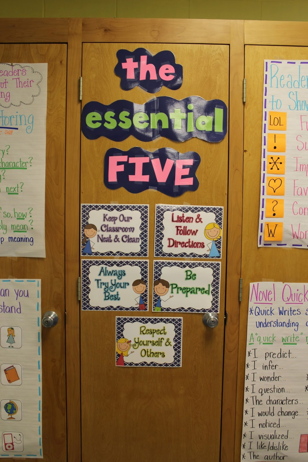 Classroom Decor For Grade 5 ~ Teacher week meet my classroom life in fifth grade