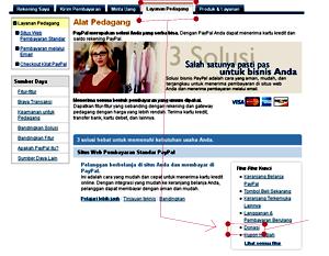 Cara Memasang Tombol PayPal Donate Kedalam Web