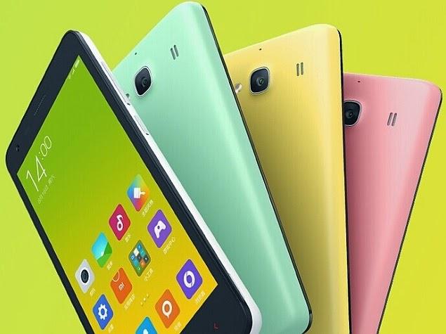 Perbandingan Spesifikasi Xiaomi Redmi 2 dan Redmi 1S