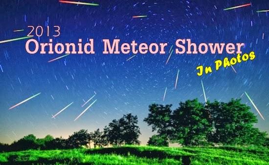Foto-foto Hujan Meteor Orionid 20-21 Oktober 2013
