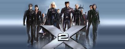 X2 - X-Men United Poster