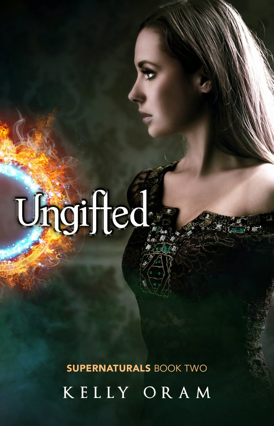 Ungifted by Kelly Oram
