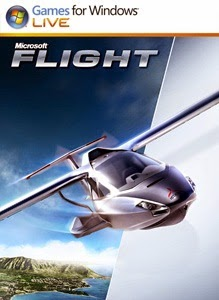 Microsoft Flight Game