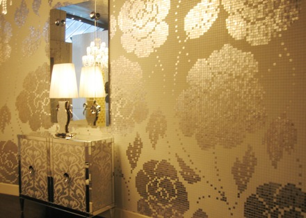 Bisazza at CERSAIE 2011: two faces, one spirit