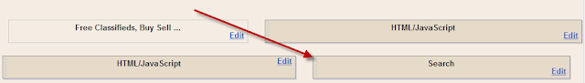 How to LOCK/UNLOCK Blogger Widgets