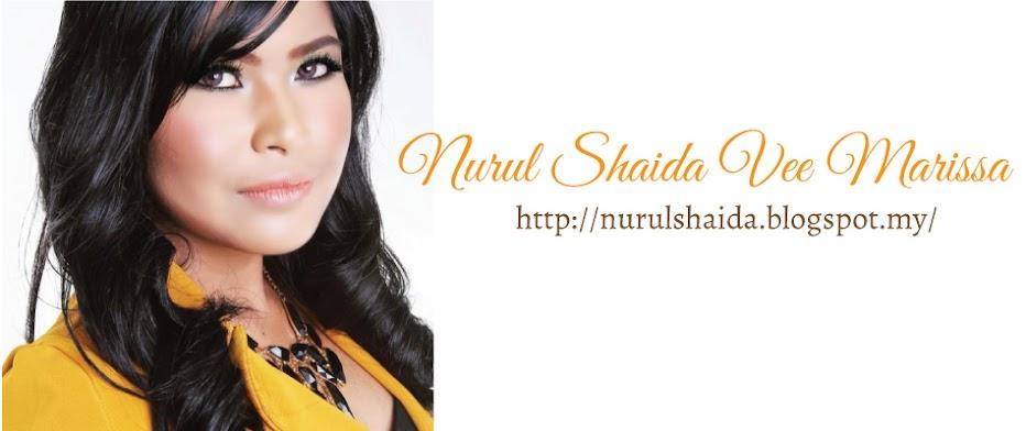 Nurul Shaida Vee Marissa | Malaysian Beauty & Lifestyle Blogger