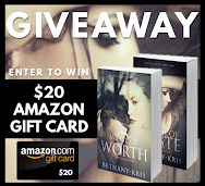 Bethany Kris' Double Cover Reveal Blitz & Giveaway