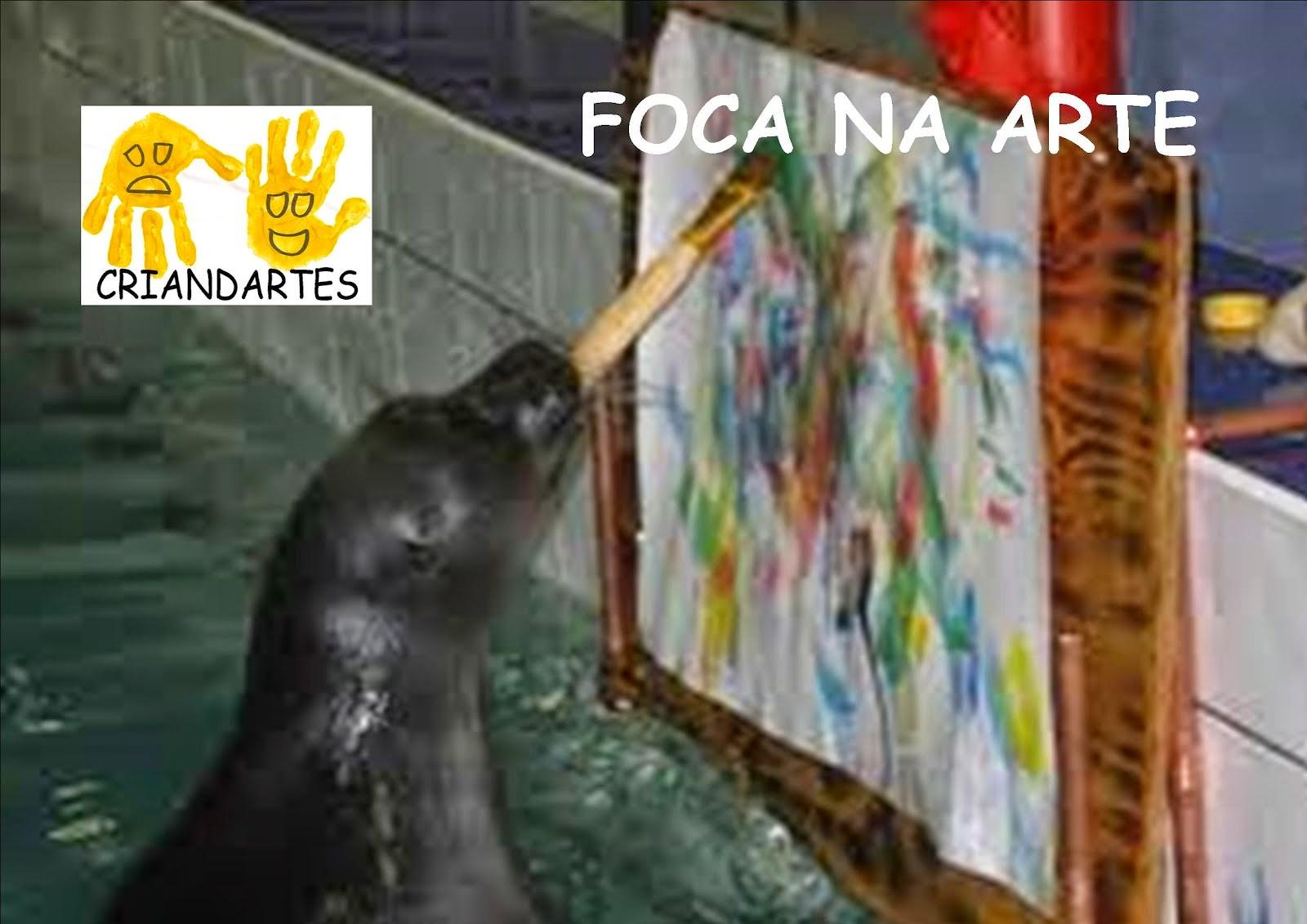Foca na Arte