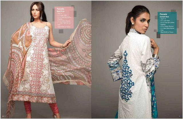 Deepak Perwani Lawn Collection 2013 by Orient Textiles
