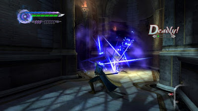 Devil May Cry 4 Special Edition Gameplay PC