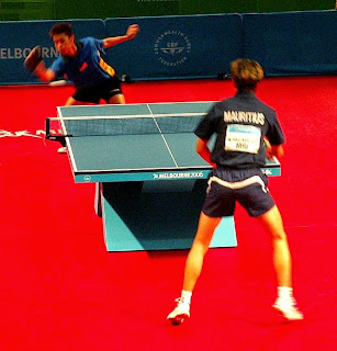 Ping Pong Single Match