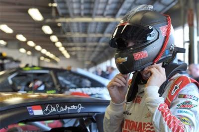 NASCAR Driver Dale Earnhardt Jr. - Testing at Daytona