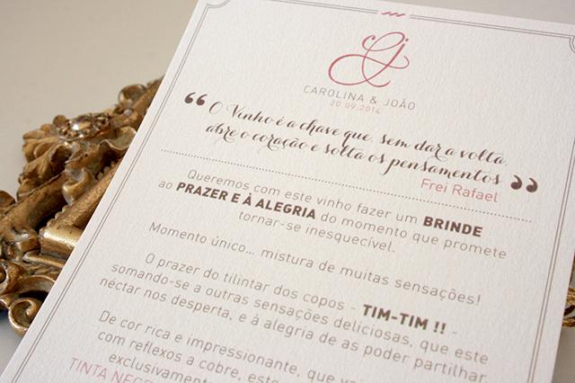 Ofertas de Casamento www.chapeudepapel.com