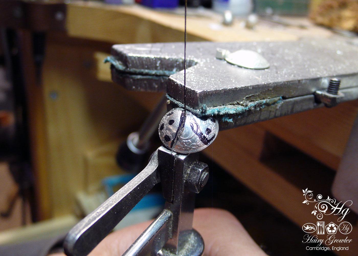 Ladybird Jewellery Ring