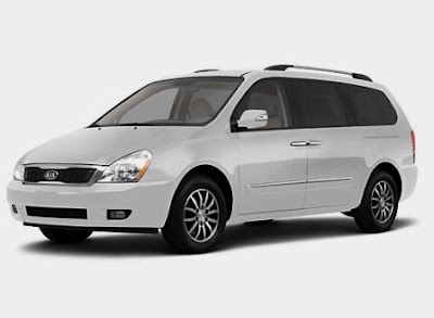 2012 Kia Sedona Reviews   Precious Automobile
