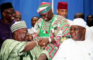 PDP Dinner: Nigerians Are Wallowing In Abject Poverty, It Was A Waste – New PDP