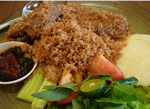 Fried chicken kremes is indonesian food simple recipes by mia fried chicken kremes forumfinder Image collections