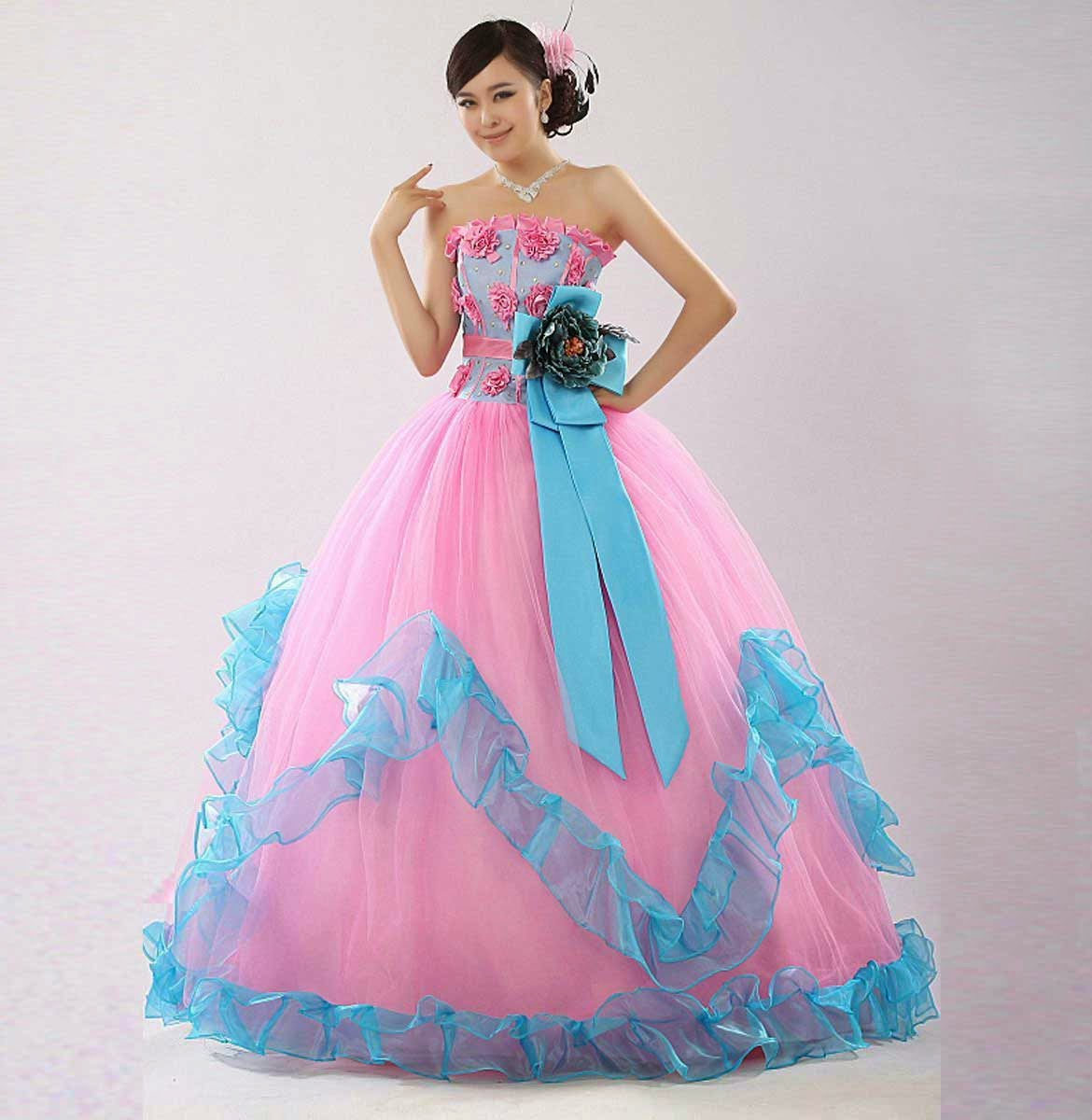 Colored Wedding Dresses Pinterest Photos HD Concepts Ideas