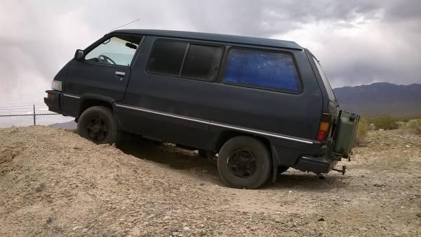 toyota van wagon for sale the wagon. Black Bedroom Furniture Sets. Home Design Ideas