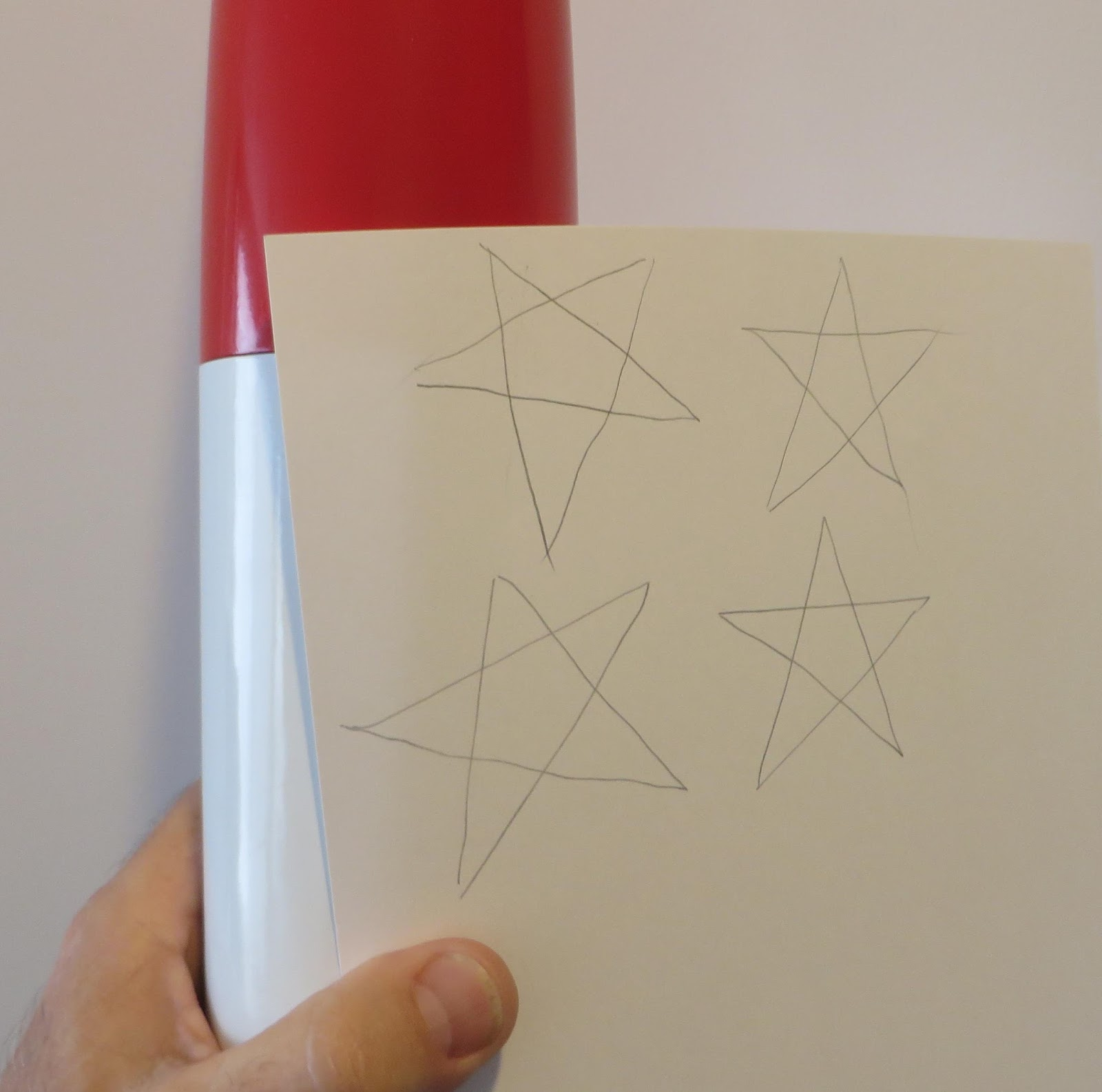 Model rocket building mercury engineering 3 diam school for How to cut a perfect star