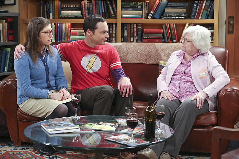 The Big Bang Theory - Episode 9.14 - The Meemaw Materialization - Sneak Peeks & Promotional Photos *Updated*