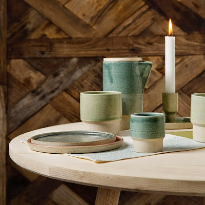 keramik fra Julie Damhus på EDITION kunst og designmarked