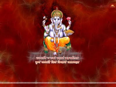 Ganesh Chaturthi Wallpapers