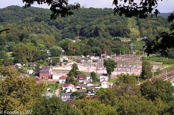 Image of Rotary Park Lookout Huntington, WV