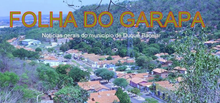 FOLHA DO GARAPA