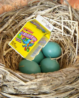 Robin's Eggs, Awesome Whoppers