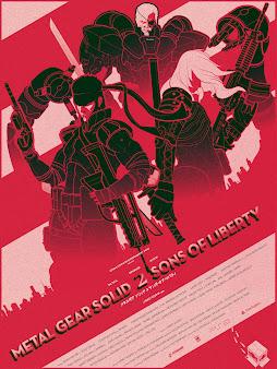 #7 Metal Gear Solid Wallpaper