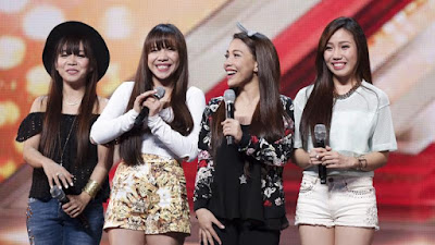 4th Impact or 4th Power in X-Factor UK 2015