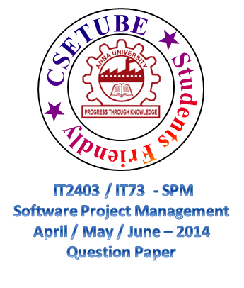 software project management recent papers 2014
