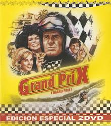 Grand Prix (James Garner, Yves Montand)