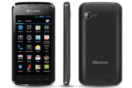Smartfren AndroMax I, HP Android Dual Core Harga 1,2 Juta